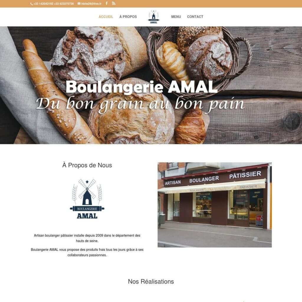 boulangerieamal.com